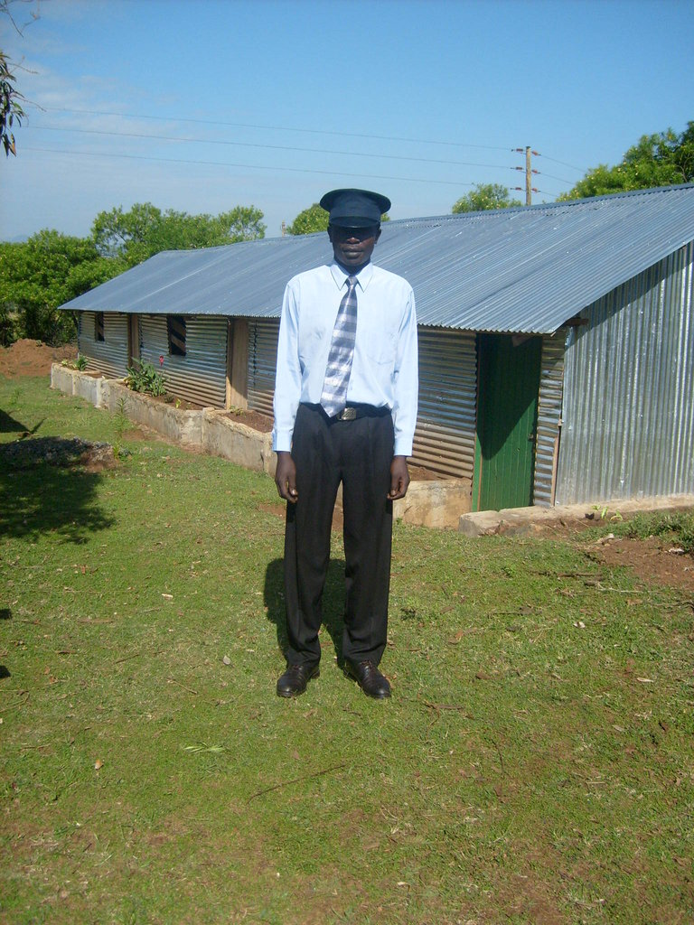 Security guard for school and library