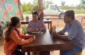 Help Khmer Social Workers Care for Foster Children