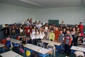 Classroom in Bosnia