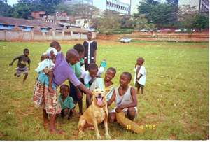 Educate 1000 poor children about humane pet care
