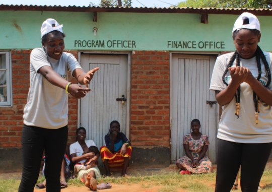Empower Malawian students to promote mental health