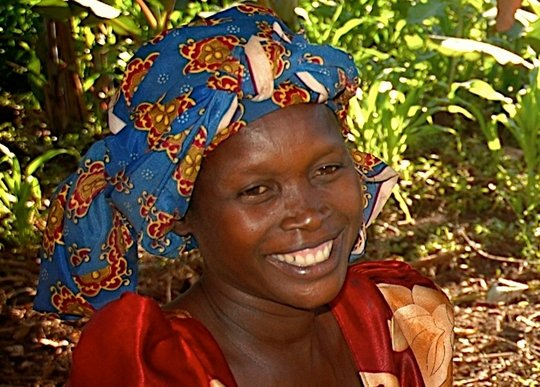 Provide 2013 rural women with loans, in Uganda