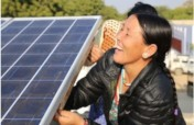 Empowering Women to Light Villages in Nepal