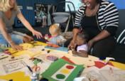 Virgin Islands Children's Museum Art Exploration