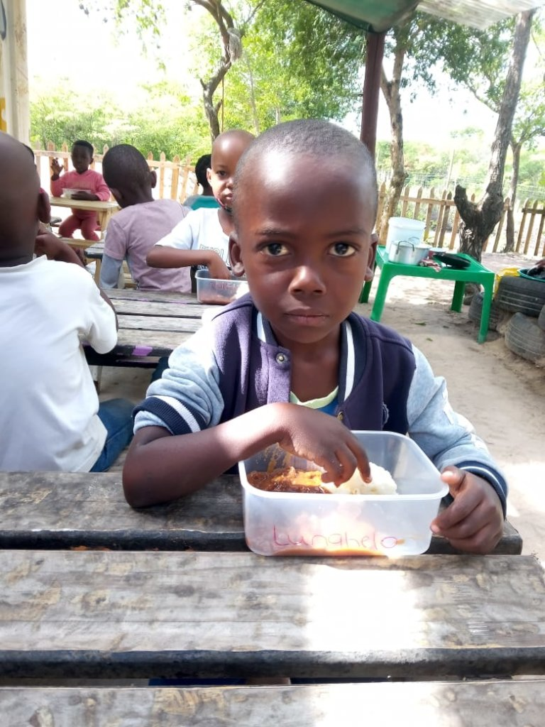 Healthy Meals for 100 Children - South Africa