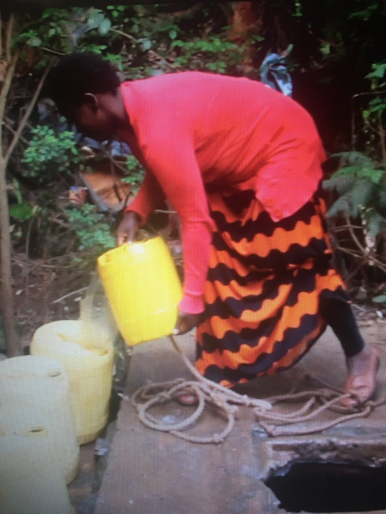 Gift a Water Well & Empower Street Families -Kenya