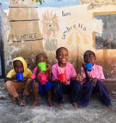 Creating Change in Zanzibar