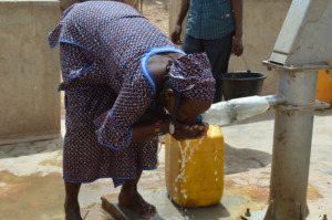 No gift like the gift of clean drinking water