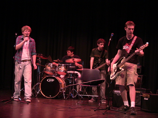 Benefit Concert @ Marblehead High School