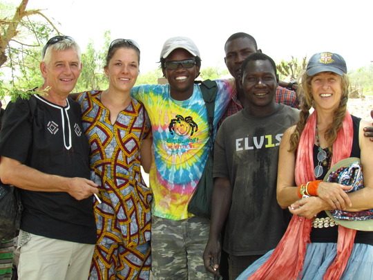 BARKA Staff in Burkina