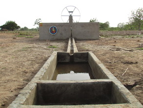Tantiaka's new well made possible by YOU!