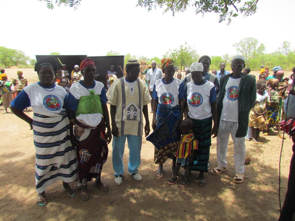 Tantiaka Water & Sanitation Committee