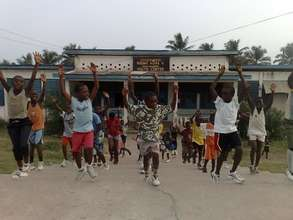 Save 1000 children at risk from malaria in Ghana.