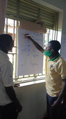 Self Help Group in Uganda