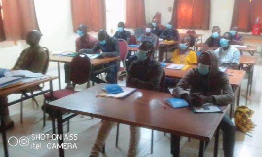 Self Help Group in Burkina Faso