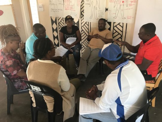 Self Help Recovery Groups