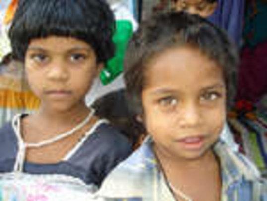 Support for Children in Kurnool, Andhra Pradesh