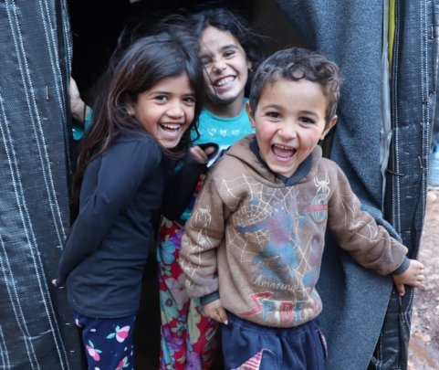 Winter Relief Appeal in Lebanon