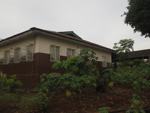 Rear view of the GGM clinic