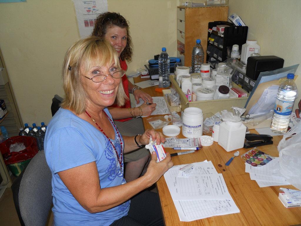 10/2010 US Medical Team in Sierra Leone