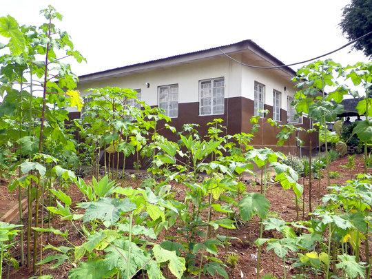 GGM Clinic building