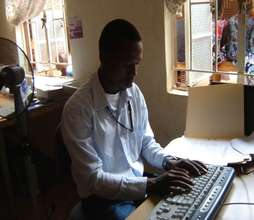 Patient data entry at the clinic