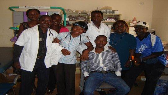 GGM Clinic Staff