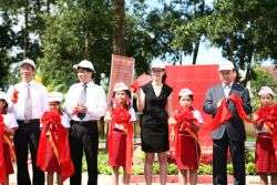 Traffic Safety Park opened in Dong Nai, Vietnam
