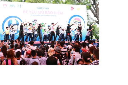Photo from HCMC Family Day