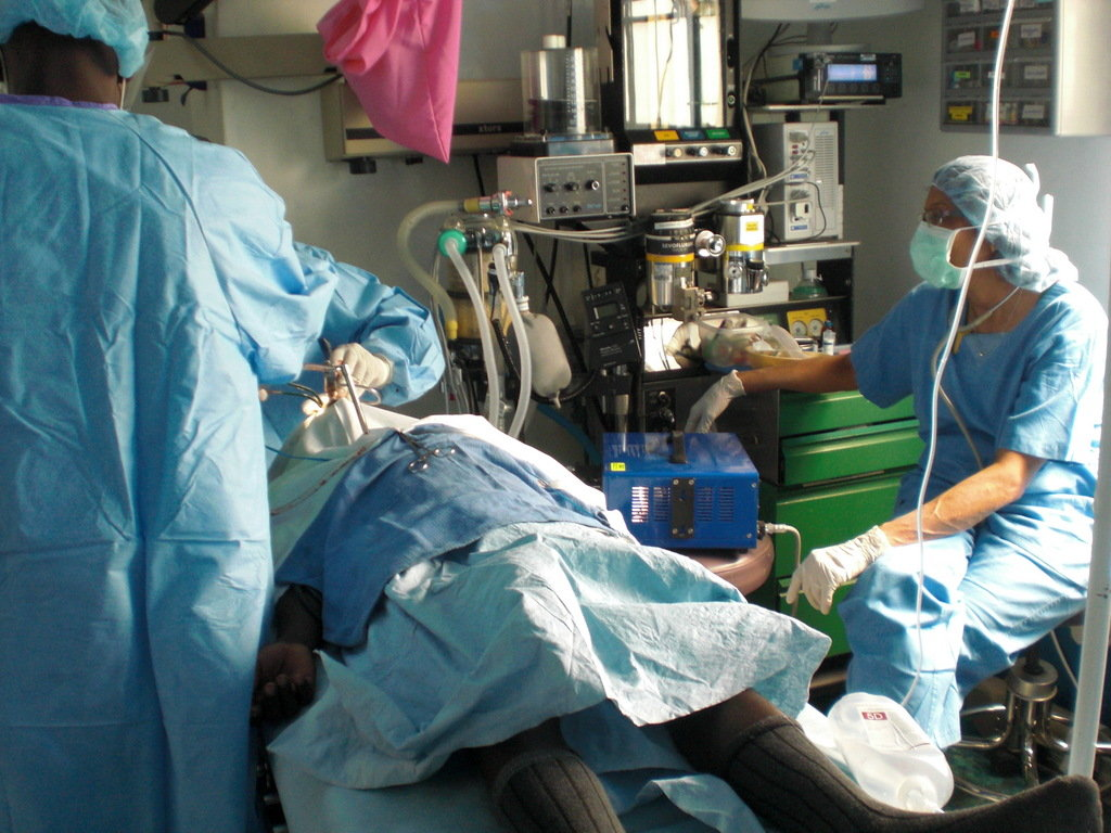 Medical Care and Surgery for Poor and Sick Kenyans