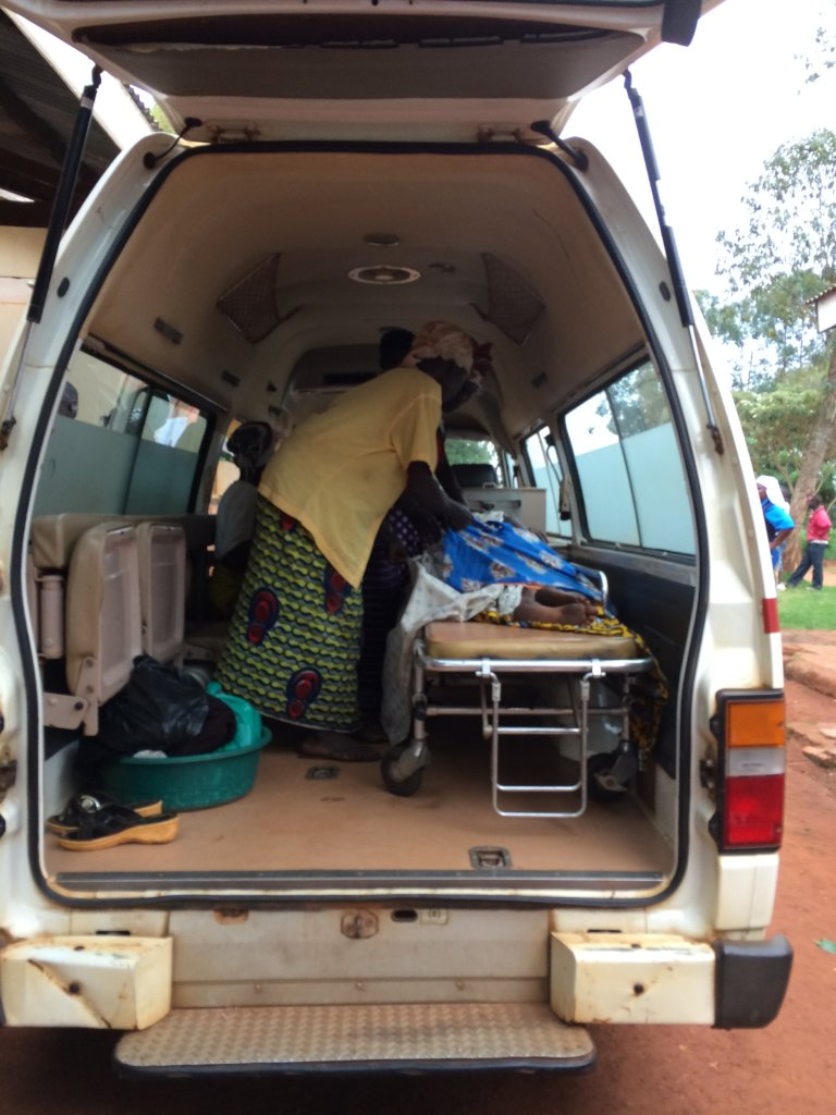 Provide 26,965 people in Uganda with healthcare