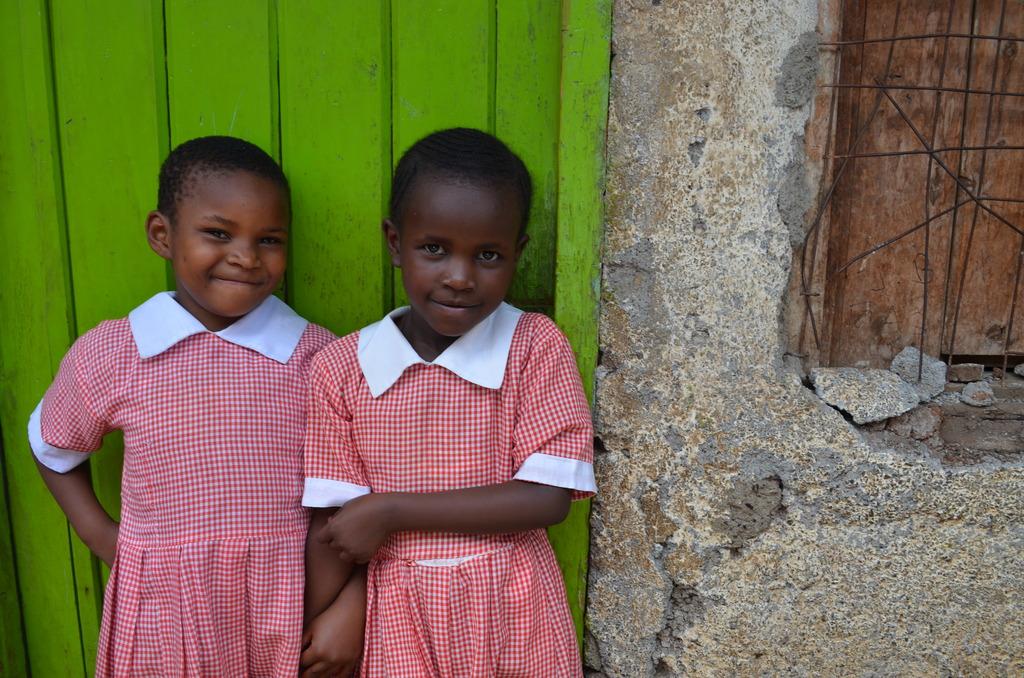 Girls at Rehema