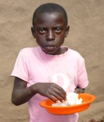 Ekwang came to Gospel Believers in search of food