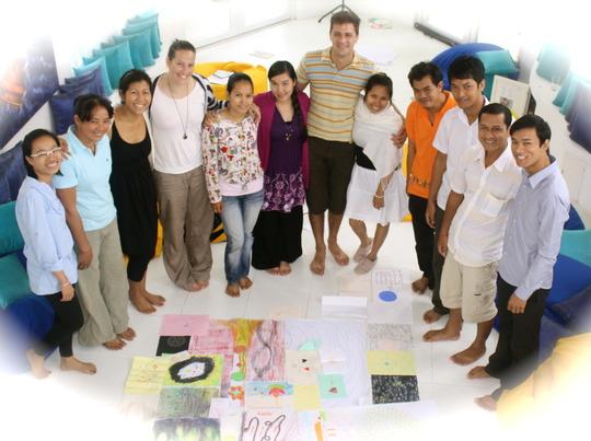 The Ragamuffin Team Cambodia