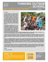 Fall 2011 Newsletter (PDF)