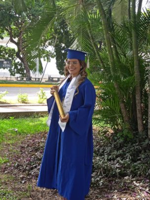 High school scholarship program - graduation