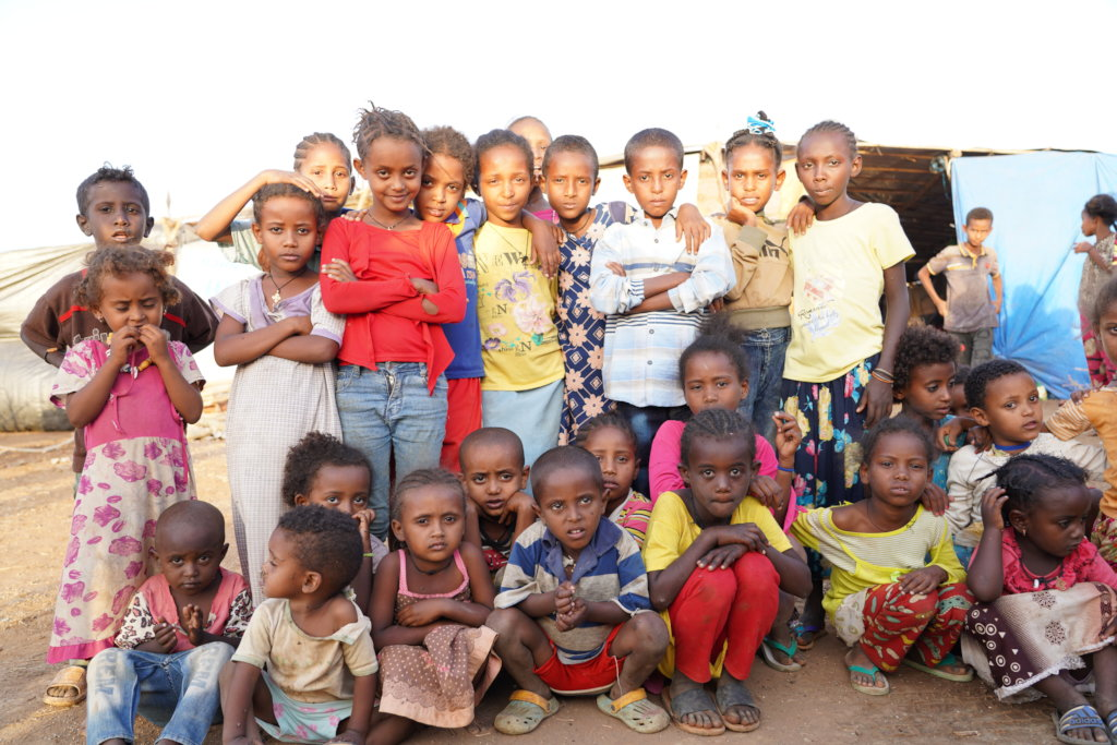 Sustain Tigrayan/Ethiopian refugees in the Sudan