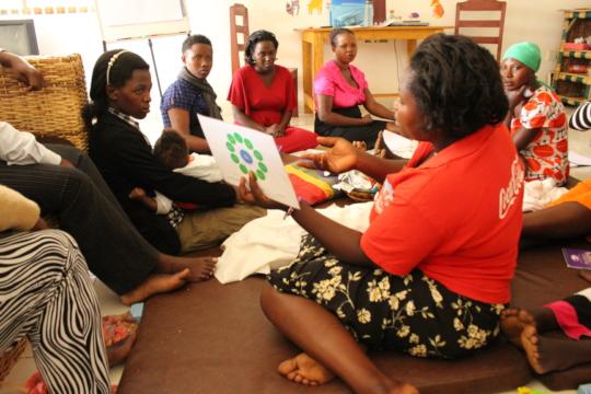 Practical training workshops