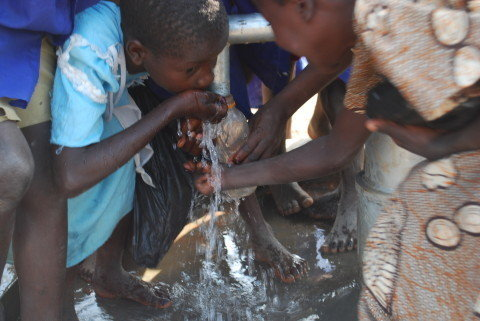 Construct a well in Gulu, Uganda