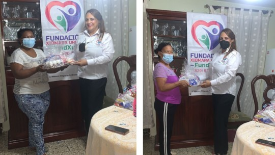 Support activities for the elderly
