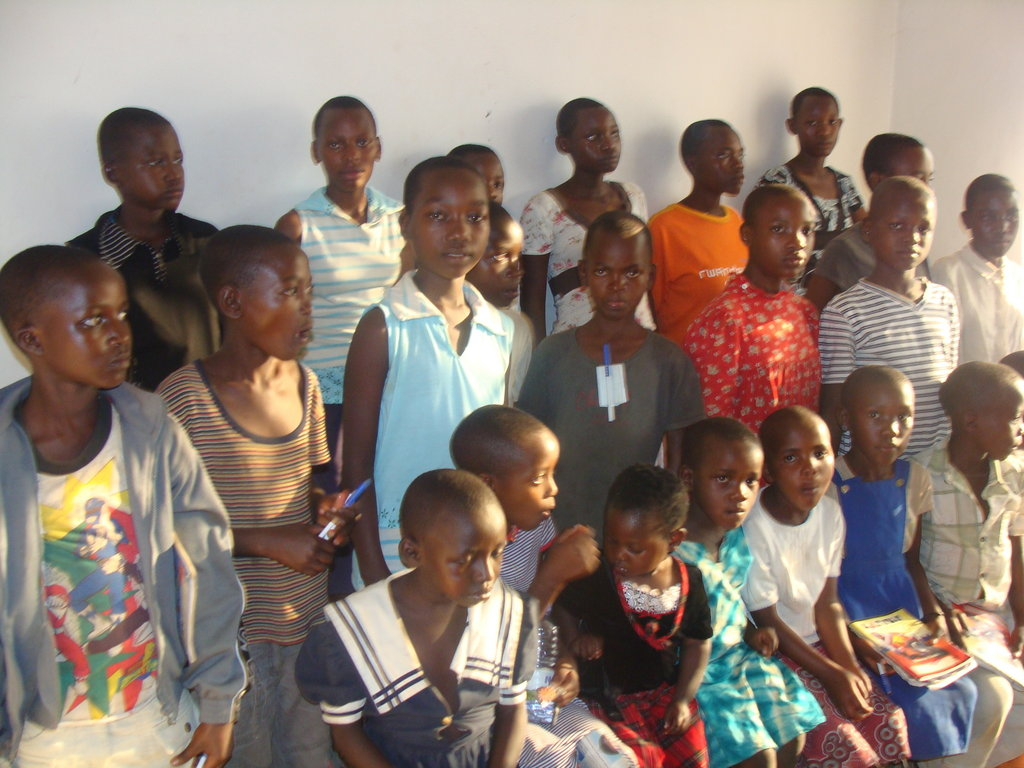 Give a Vulnerable Rwandan Child a Home & Education
