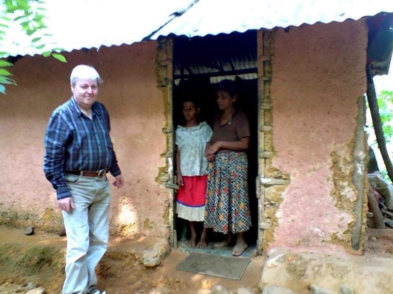 Build 25 Permanent houses for poor Sri Lankan