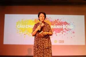 Keynote Speaker - Mdm. Ton Nu Thi Ninh