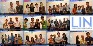 11 teams participating LIN CPI 2013