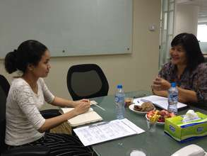 LIN's Meet the Experts in Fundraising