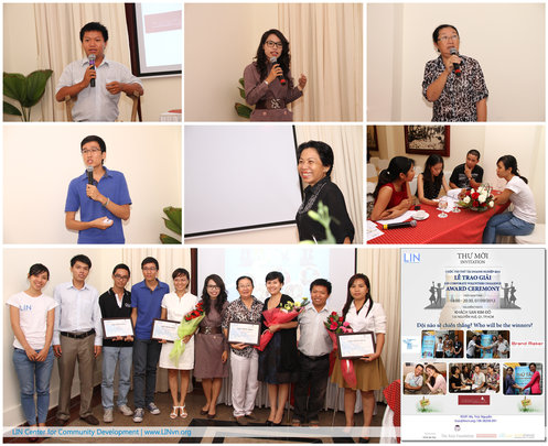 Snapshots of the Award Ceremony on 07 Sep 2012