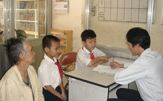 Future Project consults disadvantaged children