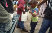 Restore Public Water Supply for 400,000 Haitians