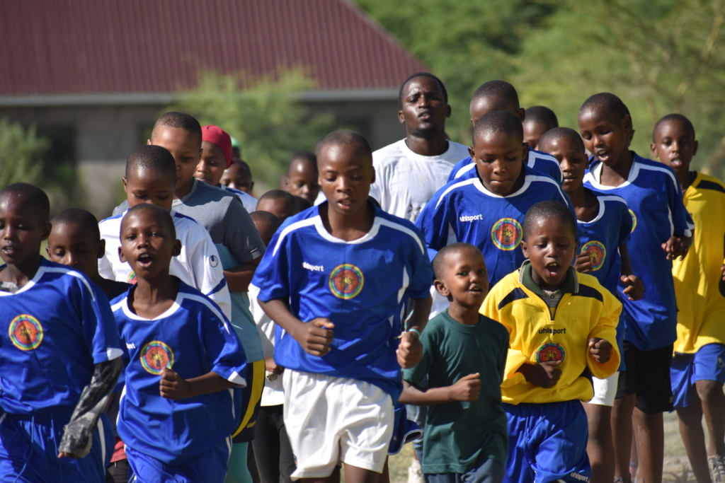 Promoting Child & Family Wellbeing in Tanzania