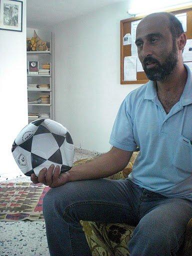 Eid Shaqura, Chairman of Al Basma Club